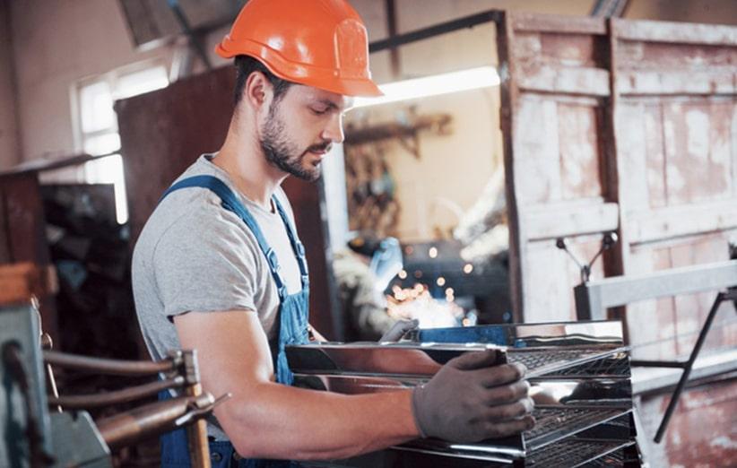 حفاظت سر، گوش و حفاظت در برابر سقوط در محیط کار
