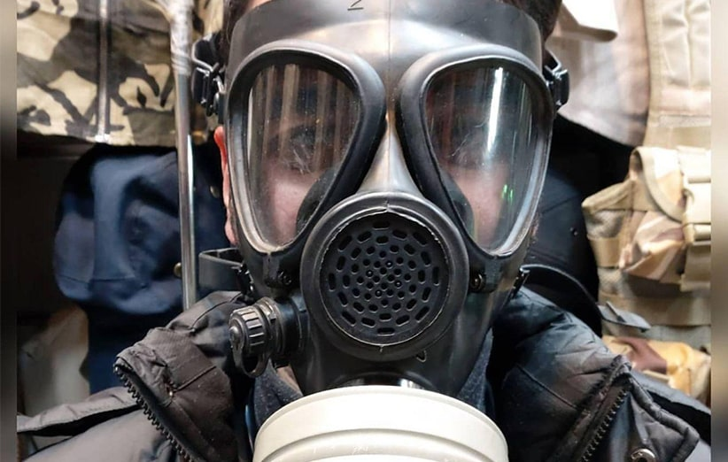 ماسک صنعتی و شیمیایی
