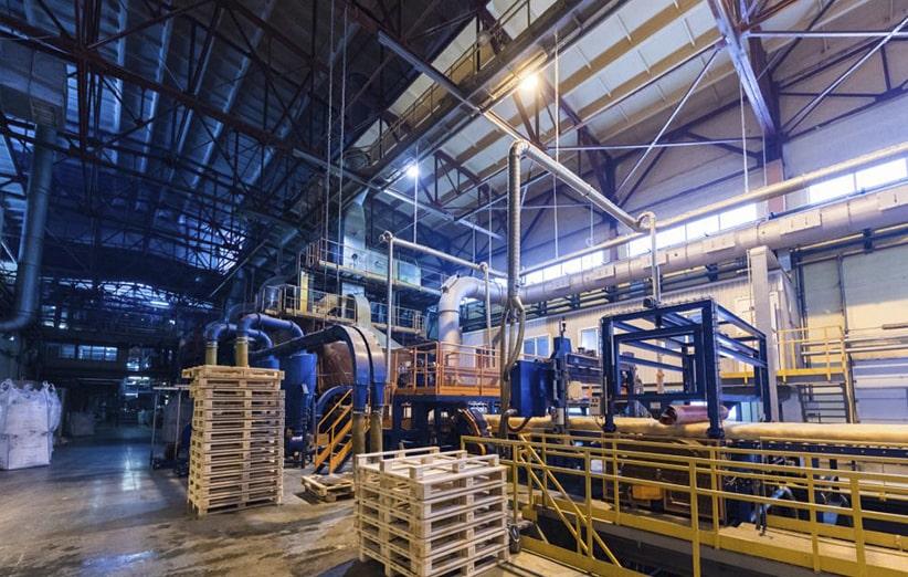 روشنایی مصنوعی در کارگاه ها