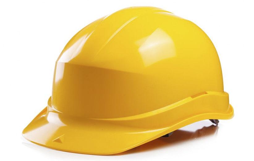 مشخصات و اجزای کلاه های حفاظتی ایمنی