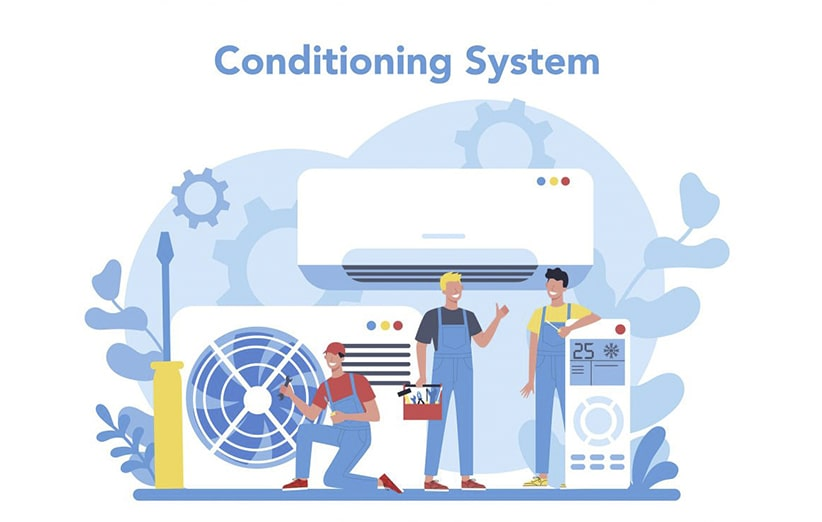 تهویه طبیعی کارگاه ها و تهویه از طریق هواکش های مناسب برقی