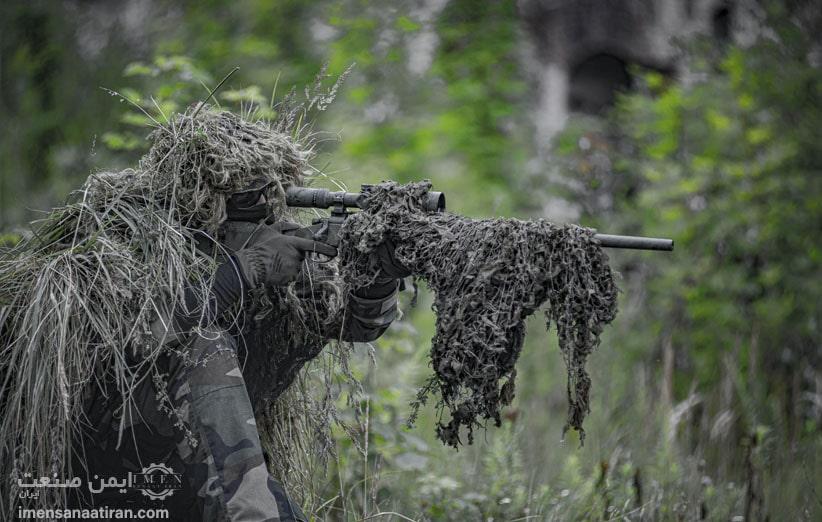 انواع لباس نظامی